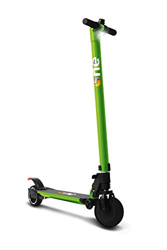 the one Lime Green, Monopattino Elettrico 350W 36V SpilloPRO Adulto Unisex, No Size - 1