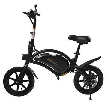 Urban Glide E-Bike 140 Nero Alluminio 35,6 cm (14