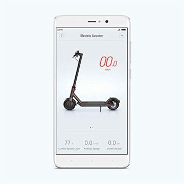 Xiaomi Mi Electric Scooter Monopattino Elettrico Pieghevole, 30 Km di Autonomia, Velocità fino a 25 Km/h, Versione Italiana, Nero - 7