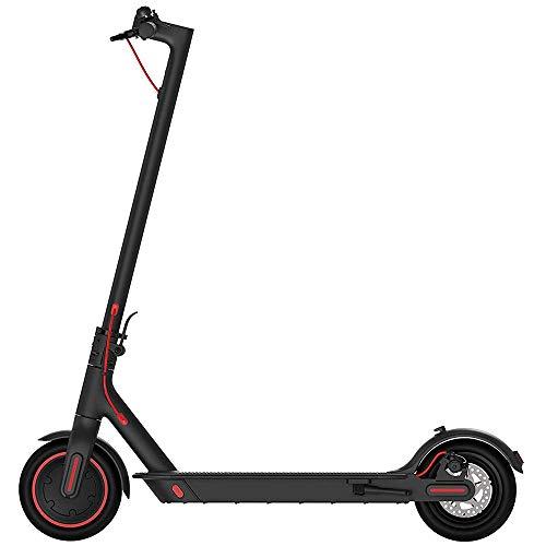 Xiaomi Mi Electric Scooter Pro Monopattino Elettrico Pieghevole, 45 Km di Autonomia, Velocità fino a 25 Km/h, Versione Italiana, Nero - 1