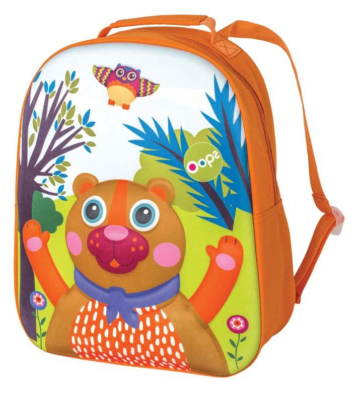 Zaino Happy BackPack! Orso