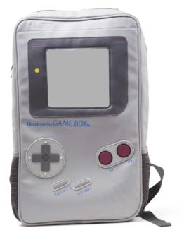 Zaino Nintendo. Game Boy