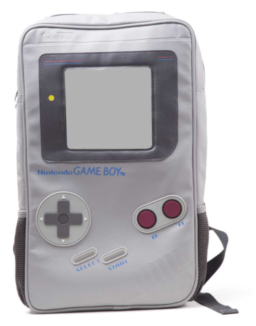 Zaino Nintendo. Game Boy