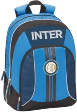 Zaino scuola organizzato Inter