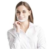 5 pezzi Visiera Bocca Paraschizzi Face Shield Trasparente Coperchio Antinebbia Proteggi Gli Occhi e Il Viso per Cucina da all'aperto,Antisputo e Anti Spruzzo - 1