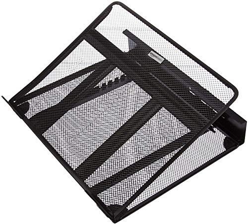 AmazonBasics - Supporto ventilato e regolabile per laptop - 1