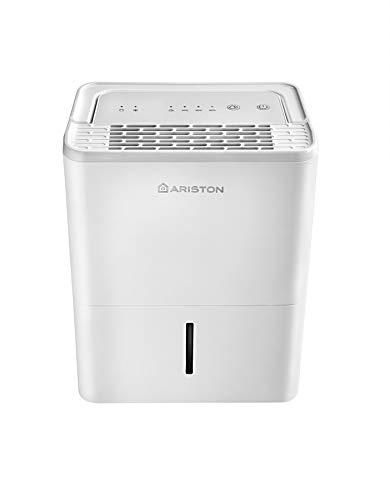 Ariston Deos 12 Deumidificatore Portatile, Bianco - 1