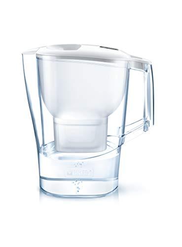 Brita Aluna - Caraffa Filtrante per Acqua, 2.4 Litri, 1 Filtro Maxtra+ Incluso - 1