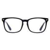Cyxus Occhiali luce blu bloccanti per il blocco della cefalea UV [ Anti Eyestrain ] Occhiali retrò, Unisex (uomini/donne) - 1