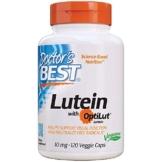 Doctor's Best, Luteina, con OptiLut, 10 mg, 120 Capsule vegetali, senza soia, senza glutine - 1