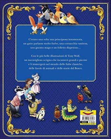 Il grande libro delle fiabe e storie. Ediz. illustrata - 4