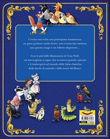 Il grande libro delle fiabe e storie. Ediz. illustrata - 5