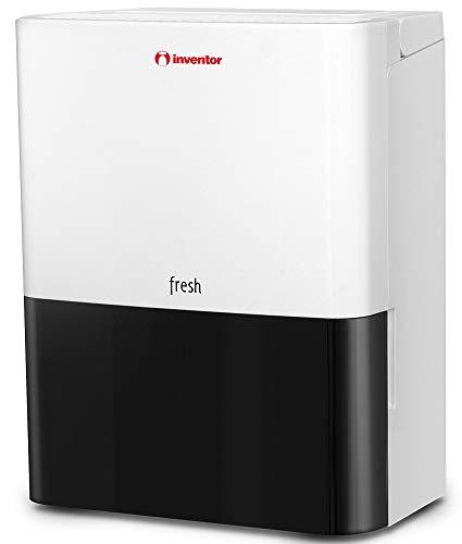 Inventor Fresh, Deumidificatore Portatile (capacità di 12L/24h - Adatto Fino a 30 m2) con Nuovo Gas Refrigerante R290 - Deumidificazione Continua, Modalità Silent,Avvio Automatico,(2) Anni di Garanzia - 1