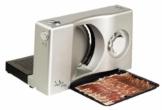 Jata CF301 Affettatrice Elettrico multiuso, 100W, Area di taglio in acciaio inox - 1