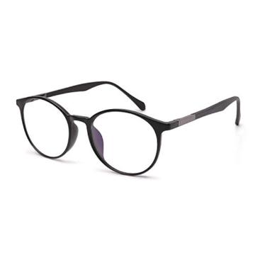 JAVIOL Occhiali Anti Luce Blu per Computer TR90 occhiali da gioco nero per PC/Telefono/Pad/TV, Anti-abbagliamento/Anti-Affaticamento/Evita Mal di Testa Aaffaticamento degli Occhi - 1