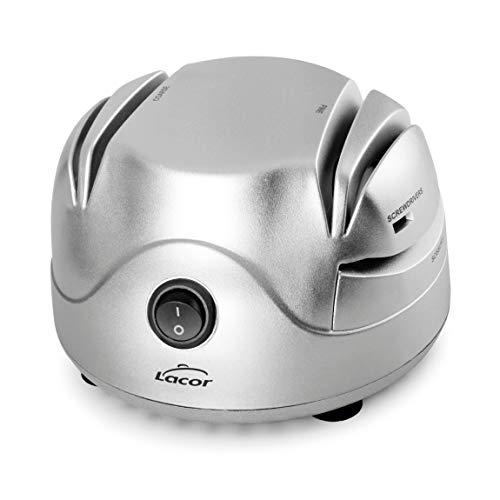 Lacor 69141- Affilatore per coltelli elettrico 60 W - 1