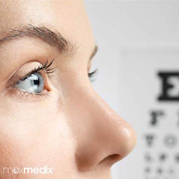 Luteina per Occhi - Integratore Per Occhi e Vista - Migliora la Visione con Vitamine, Luteina, Mirtillo e Olio di Pesce, Antiossidanti Naturali, Sostiene la Salute degli Occhi, Eye Health, 60 Capsule - 2