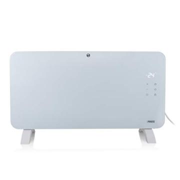 Princess Termoconvettore Vetro Smart 341501 - Controllo con App - 1500 W – Bianco - 4
