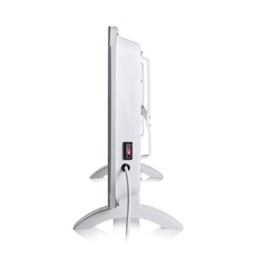 Princess Termoconvettore Vetro Smart 341501 - Controllo con App - 1500 W – Bianco - 9