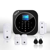 Sistema di Allarme casa Kit wireless senza fili, WIFI, GSM, Kit Dadvu DV-2AT, Combinatore Telefonico, 100 zone, App DadVu (Smart Life - tuya), Compatibile Google Home ed Alexa - 1