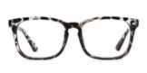TIJN Filtro luce blu occhiali Montature Occhiali da Vista Retrò Lente Trasparente Donne Uomo - 1