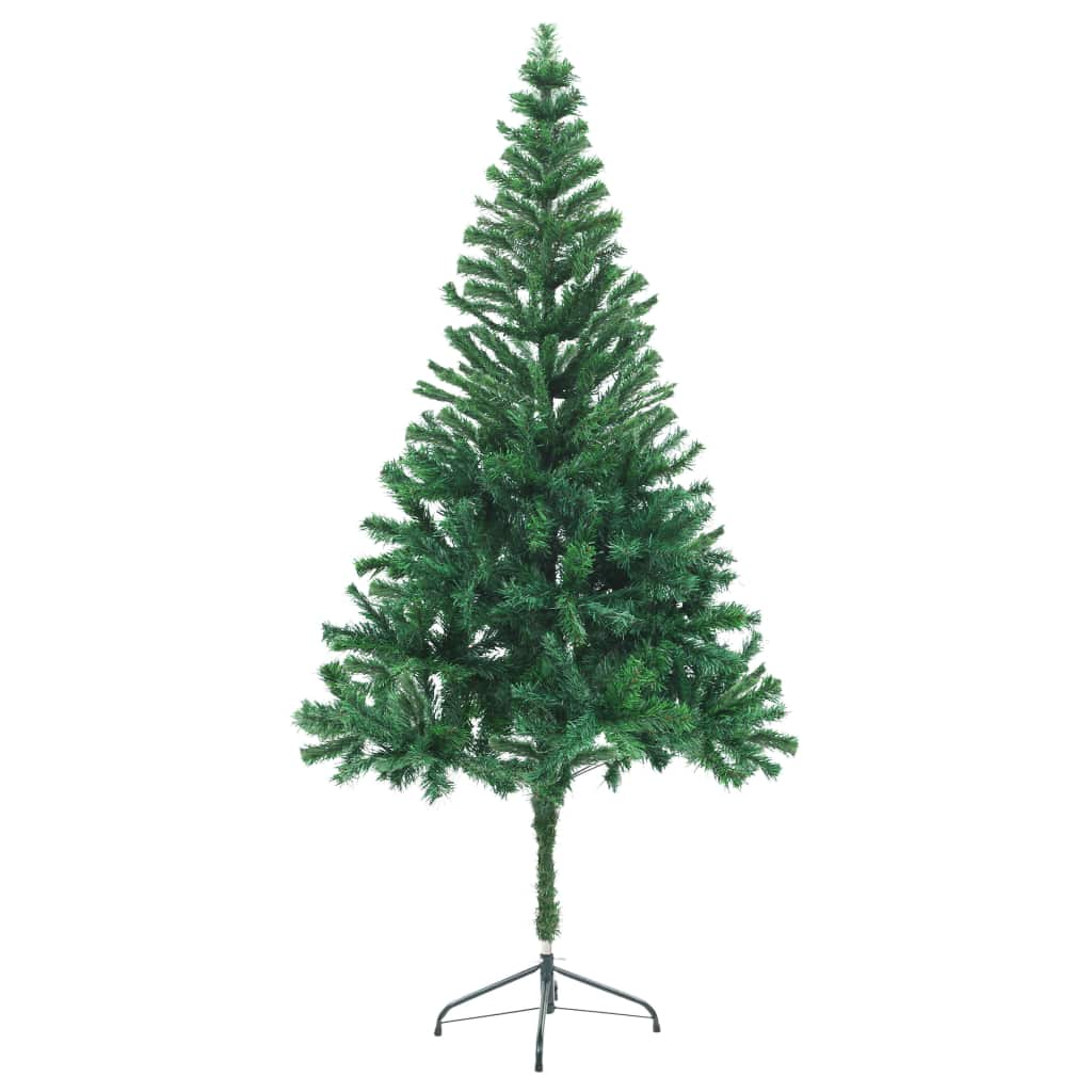 vidaXL Albero di Natale Artificiale 180 cm