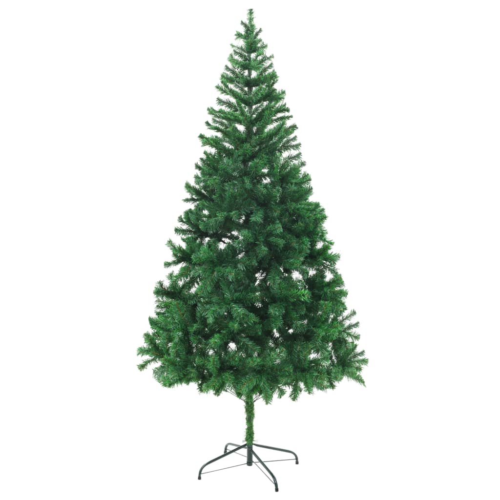 vidaXL Albero di Natale Artificiale 210 cm