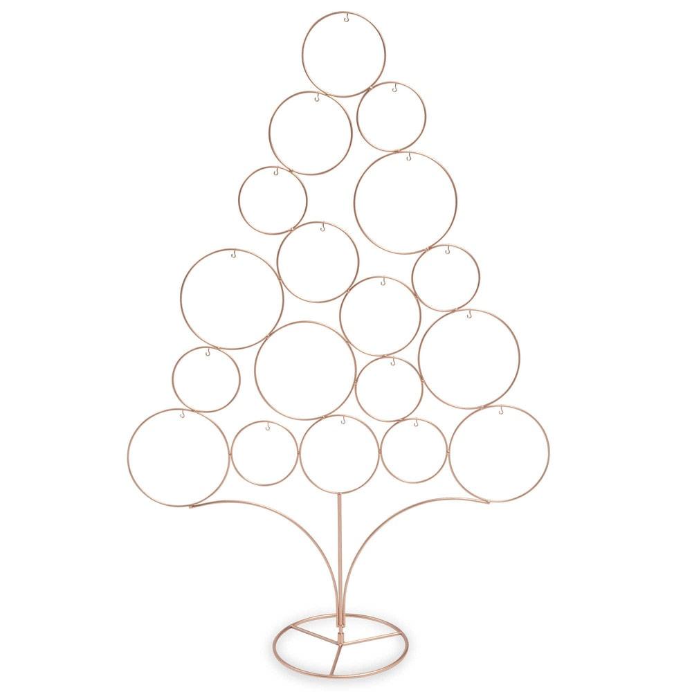 Dove acquistare Albero di Natale in metallo dorato 95 cm