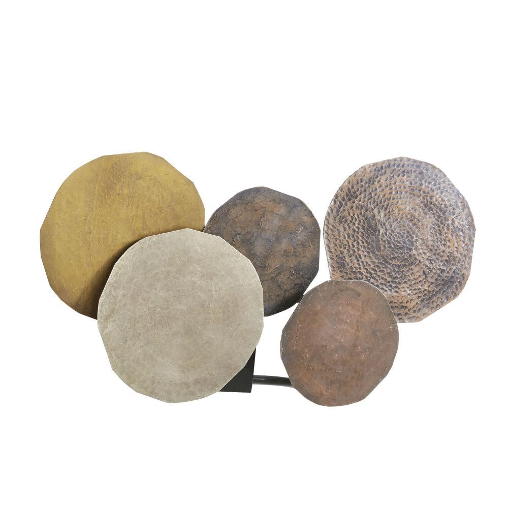 Dove acquistare Applique dischi di metallo color bronzo
