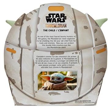 Disney-Star Wars Child The Mandalorian Peluche Giocattolo per Bambini 3+ Anni, da 28 cm, GWD85 - 4