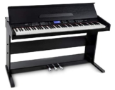 FunKey DP-88 II Pianoforte digitale nero - 1