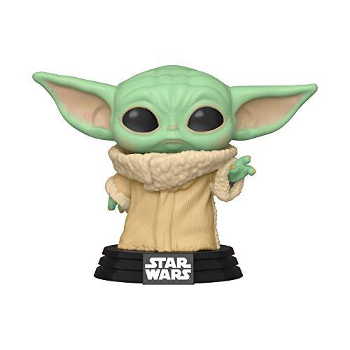 Funko- Pop Star Wars: Mandalorian-The Child Madalorian Figura da Collezione, Multicolore, 48740 - 1