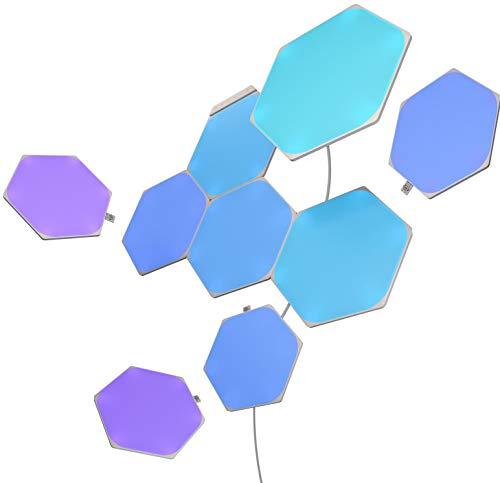 Nanoleaf NL42-0002HX-9PK - Pannello luminoso intelligente, multicolore (RGBW) - 1