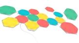 Nanoleaf NL42-6002HX-15PK - Pannello luminoso intelligente, multicolore (RGBW) - 1