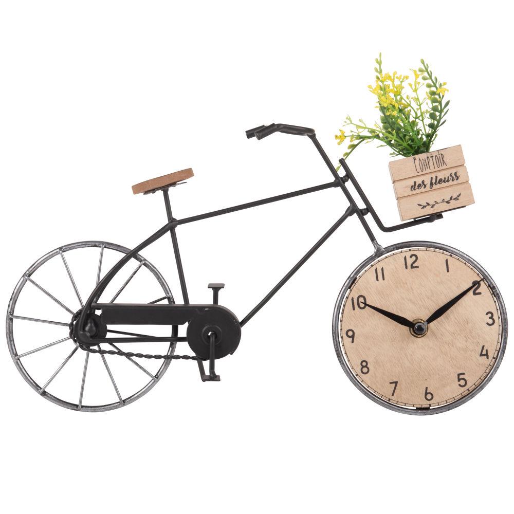 Orologio da tavolo bici 36x21