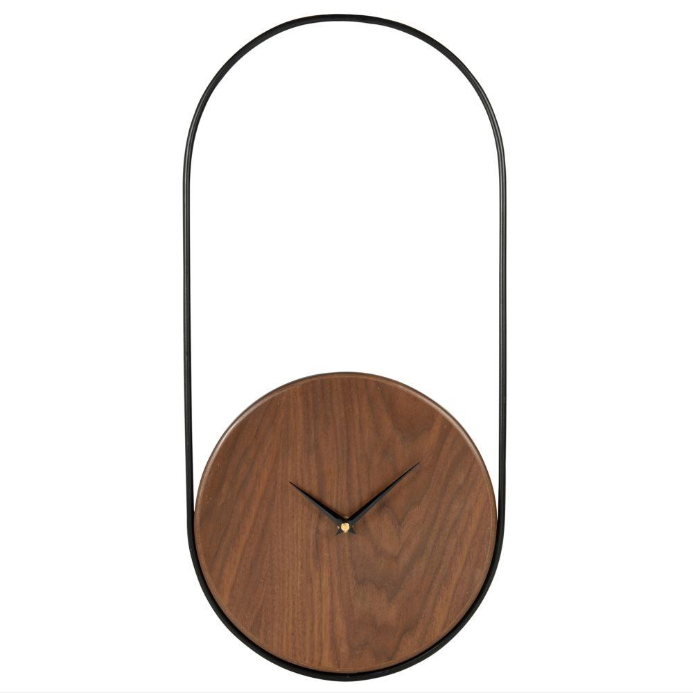 Orologio nero, 22x68 cm