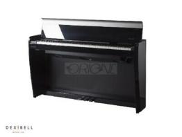pianoforte digitale Dexibell VIVO Home H7 88 tasti pesati Polished Black