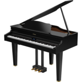 Roland GP607PE Pianoforte Digitale Nero Lucido