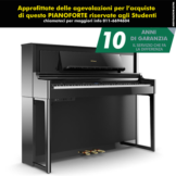 Roland LX706 PE Polished Ebony Pianoforte digitale Nero Lucido