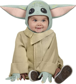 Rubie's, costume ufficiale Disney Star Wars The Child Costume per bambini da 1 a 2 anni - 1