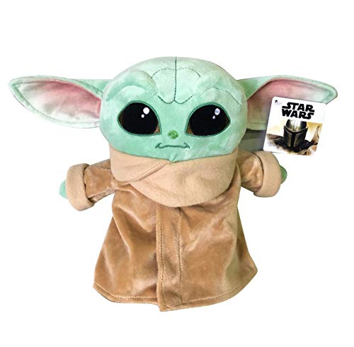 Simba- Disney Star Wars Mandalorian, The Child Baby Yoda 25 cm, 0 Anni, 6315875778 - 1