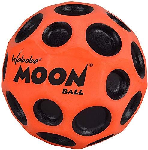 Waboba- Moon Bouncing Ball, Colore Ocean, AZ-321-O - 1