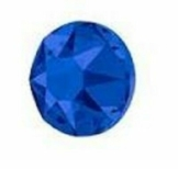 1440 STRASS TERMOADESIVI SWAROVSKI art.2078 ss20/mm4.80 CRYSTAL MERIDIAN BLUE
