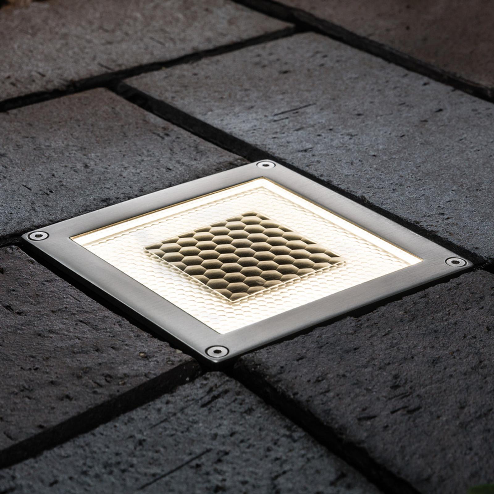 Spot LED da interrare Special Line Solar Cube Illuminazione per interni