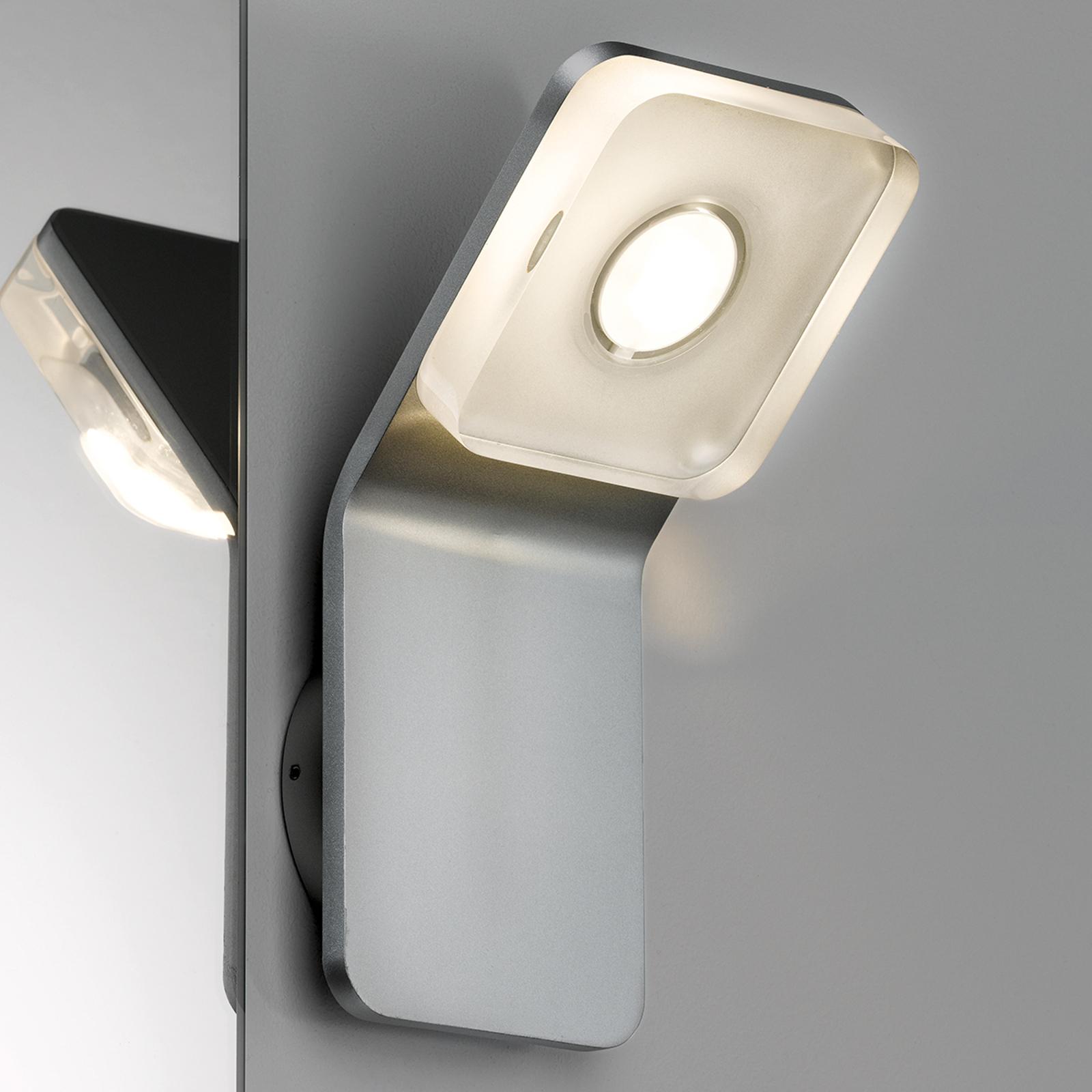 Applique LED Tucana con schermo acrilico Illuminazione per interni