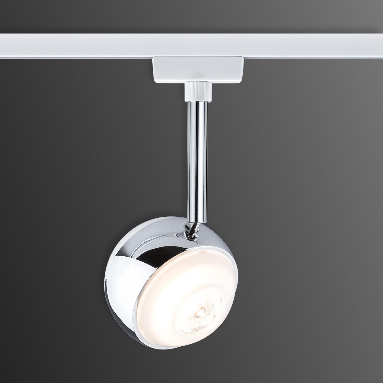 Paulmann URail faretto LED Capsule tondo bianco Illuminazione per interni