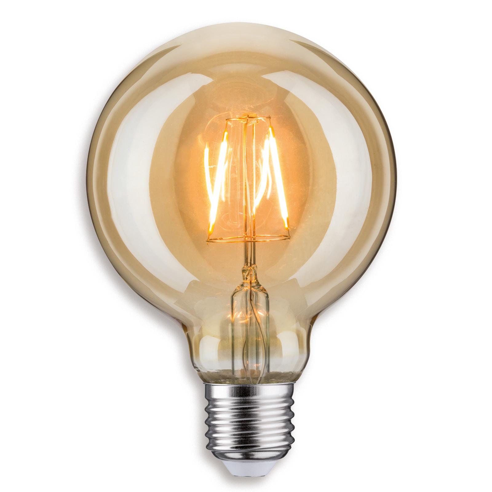 Dove acquistare E27 2,5W 817 LED a globo G95 oro