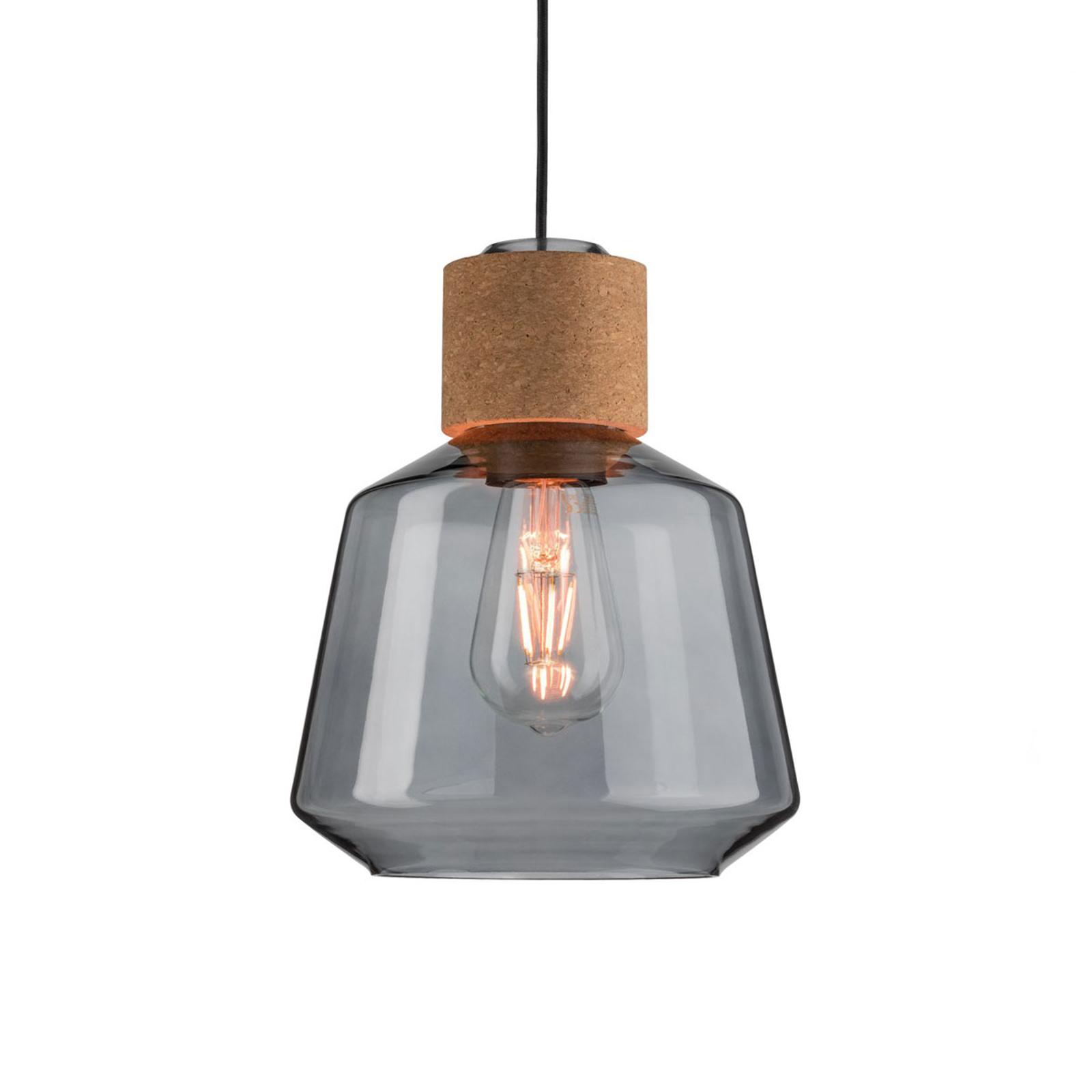 Paulmann Elia lampada a sospensione in vetro Illuminazione per interni