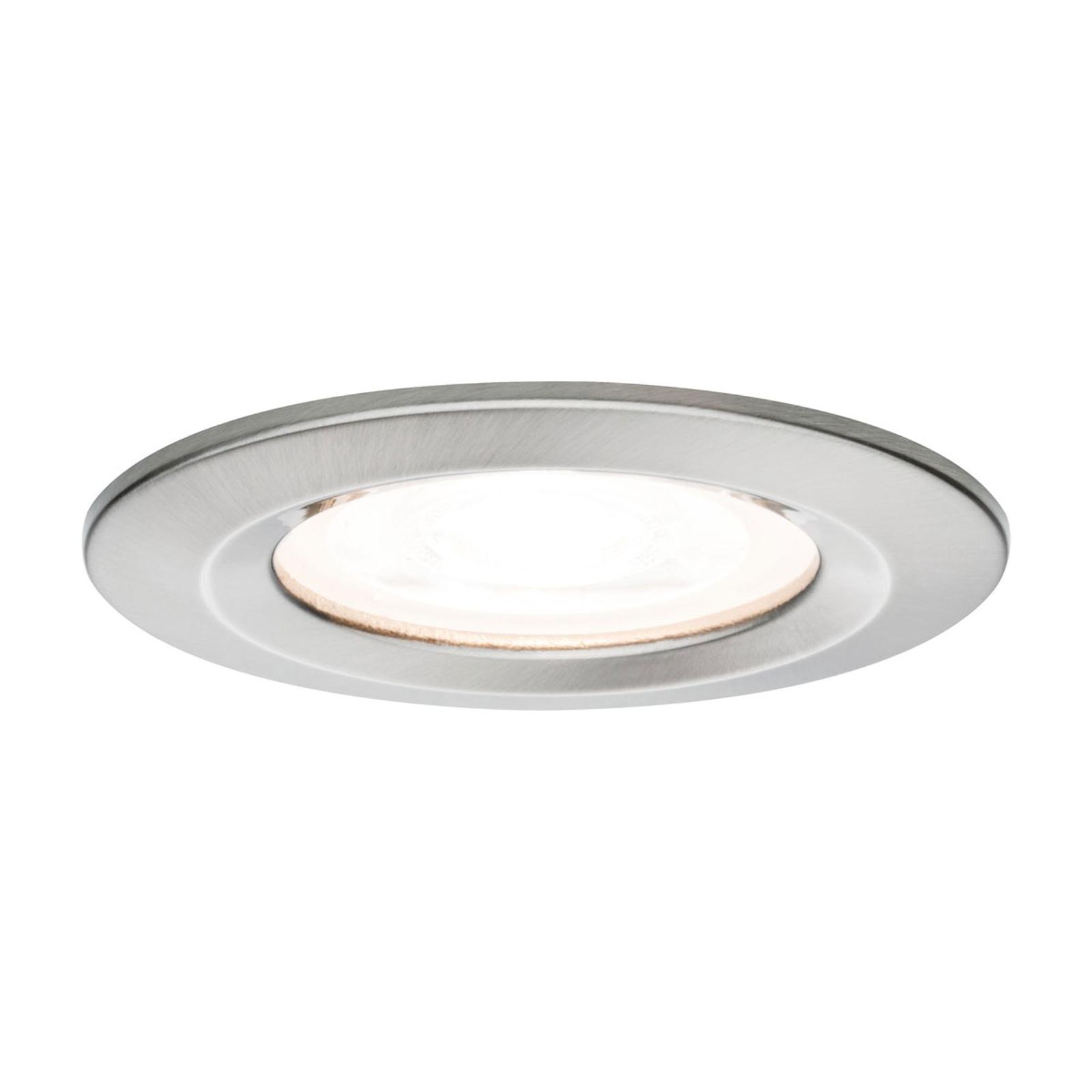 Dove acquistare Paulmann Nova faretto LED tondo dimmerabile, ferro