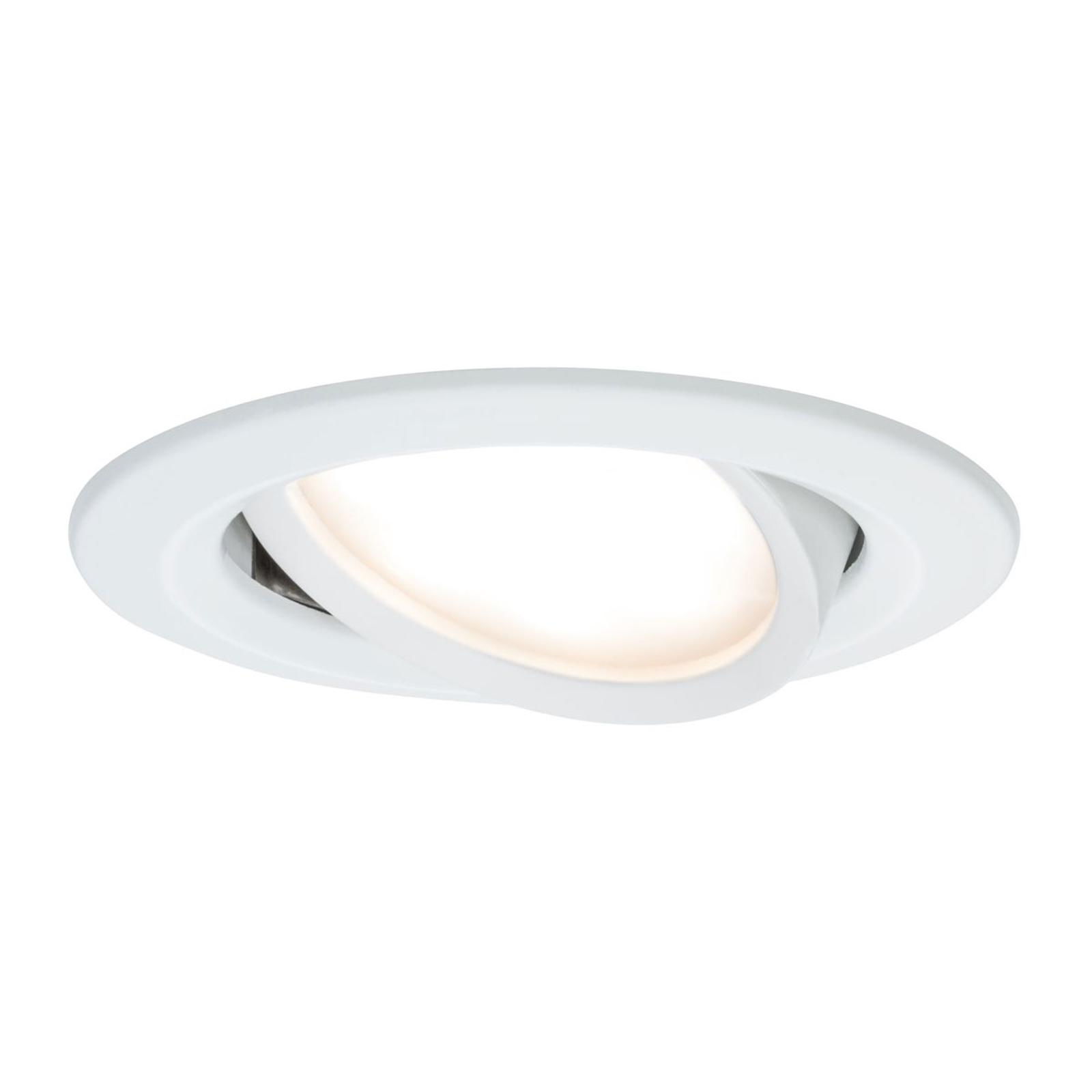 Dove acquistare Paulmann Nova Coin faretto LED tondo, bianco